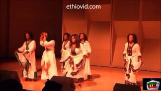 Ethiopian students at University of Washington Afro Caribbean Night