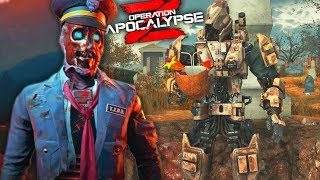 8 Things You Didn't Know About Operation Apocalypse Z!