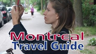 Visit Montreal City Guide