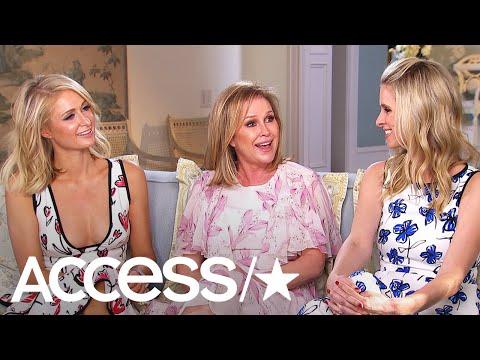 Paris, Kathy & Nicky Hilton Dish On Paris' Wedding (Access Exclusive)