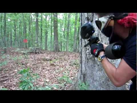 How To Play Paintball: Shadow Walking by DangerMan