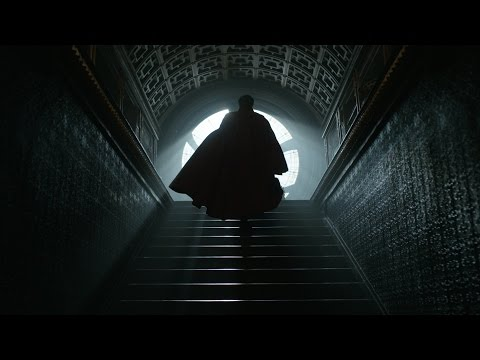 Marvel's 'Doctor Strange' (2016) Official Trailer