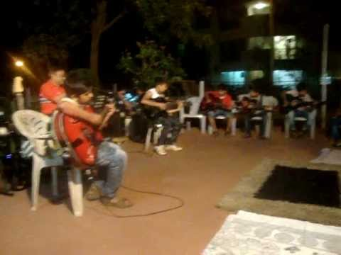 Lakadi Ki Kaathi by Uncle D & his Little Stars -- Bhilai on...