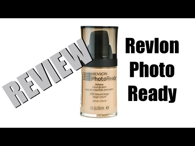 MiniReview: Revlon PhotoReady