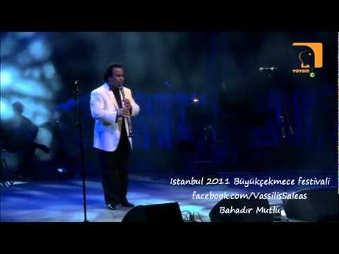 Vassilis Saleas - Weeping Eyes Istanbul 2011