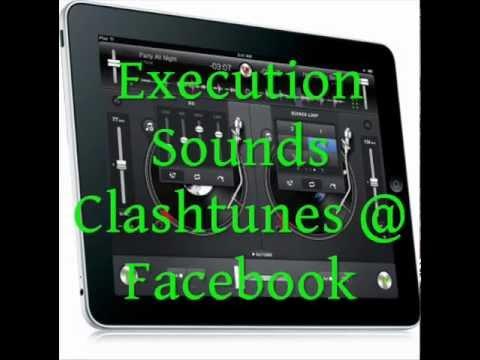 Execution Sounds  - dancehall roots ipad mix