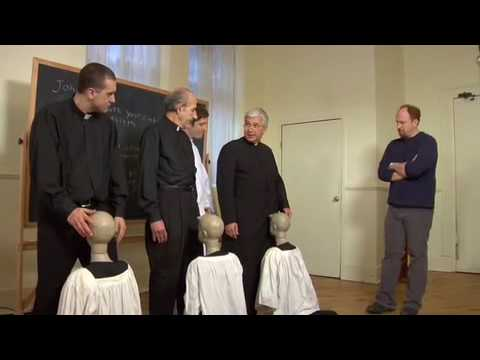Louis CK learns about the Catholic Church