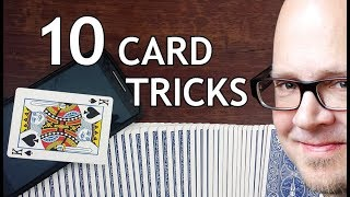 DO 10 SUPER EASY CARD TRICKS!