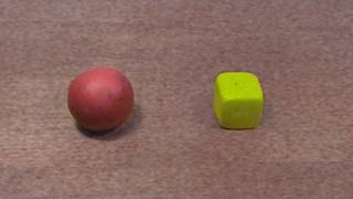 The Cube And The Ball