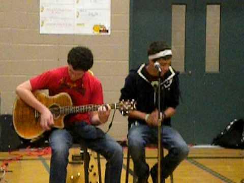 Sequim Middle school talent show 2010 (7/8)