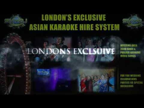 SkyDJ Bollywood Karaoke - Advert Intro
