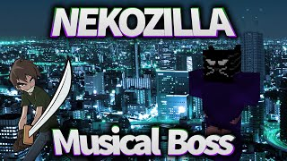 [Map] Nekozilla Musical Boss Fight!