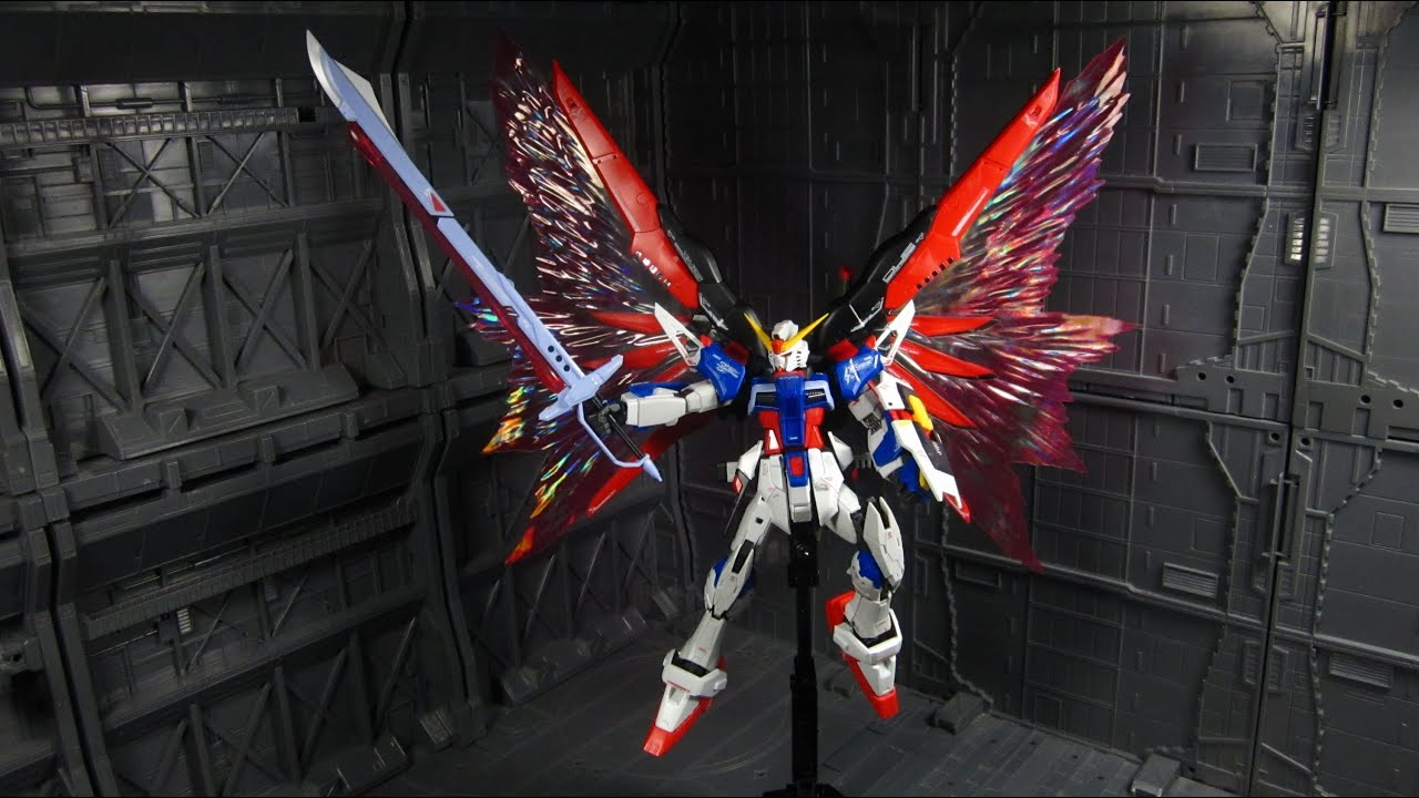 destiny gundam rg - photo #19