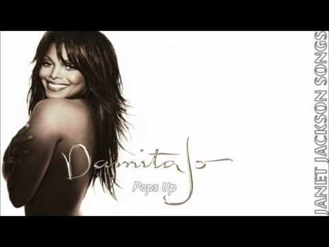 Janet Jackson - Pops Up