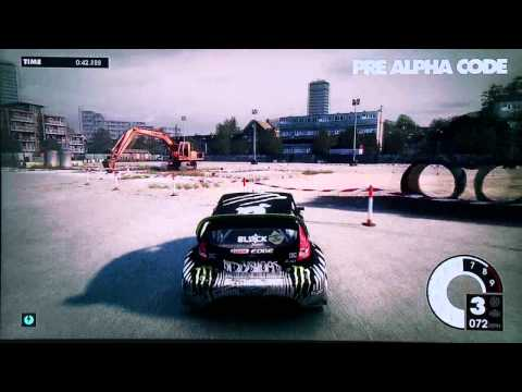 Dirt 3 - Gameplay