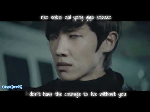 MBLAQ - 4TH MINI ALBUM - SCRIBBLE - ENG SUB &amp; ROMAN - [HD]