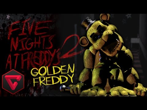 FIVE NIGHTS AT FREDDY'S 2: ¡GOLDEN FREDDY SECRETO! | iTownGamePlay (Night 6)