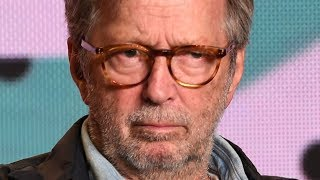 Tragic Details That Have Come Out About Eric Clapton