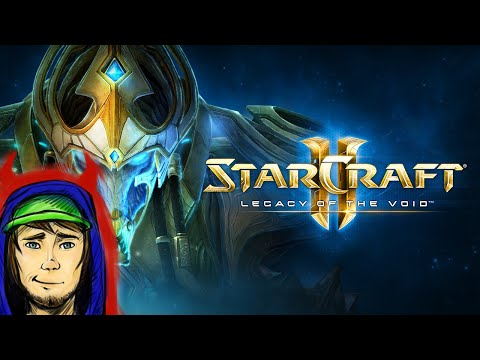 STARCRAFT II: LEGACY OF THE VOID (с Кропом)