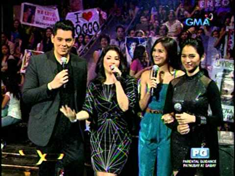 Random Girl on Party Pilipinas. 081912