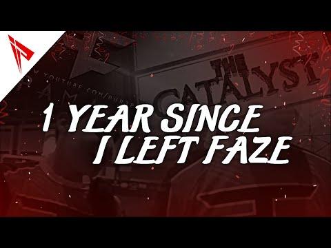 1 Year Since I left FaZe Clan