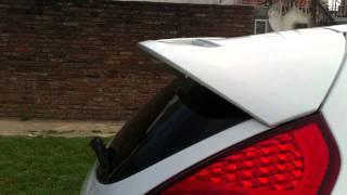 Fiesta kinetic design 2011 Con todos los accesorios 01:39