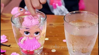 Unboxing Mainan Anak LOL Surprise Dolls Confetti Pop - LOL Kw tau Fake Tapi Lucu