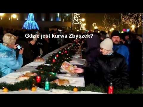 Wigilia W Radomiu - Chytra Baba Z Radomia ( Parodia 2013 )