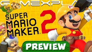 We've Been Playing Super Mario Maker 2 for TWO WEEKS - The Joys & Cons So Far (Hands-On Preview)