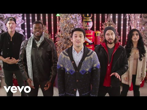"Pentatonix ""Angels We Have Heard On High"""