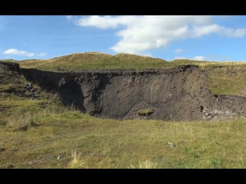 Giant sinkhole in Durham is 'becoming bigger' every second