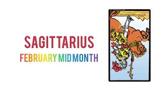 "SAGITTARIUS FEBURARY 2019 MID MONTH ""BEST THING I NEVER HAD."""