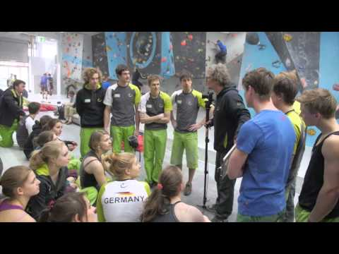 German Bouldering Team trainings, 2009-2014, pt.2/4