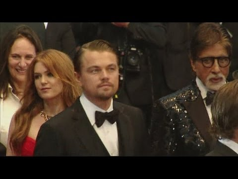 Cannes Film Festival: Nicole Kidman and Leonardo DiCaprio on red carpet