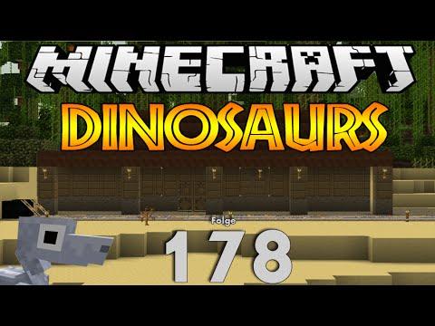 Minecraft Dinosaurs: #178 Bahnhof HD