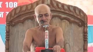 विद्यासागर महाराज के विदिशा में प्रवचन (27-7-2014) | Disc - 1, Part - 2