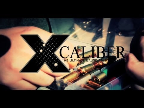 X CALIBER Shotgun Adapter Field Test with Tim Ralston of National Geographic 's Doomsday Preppers