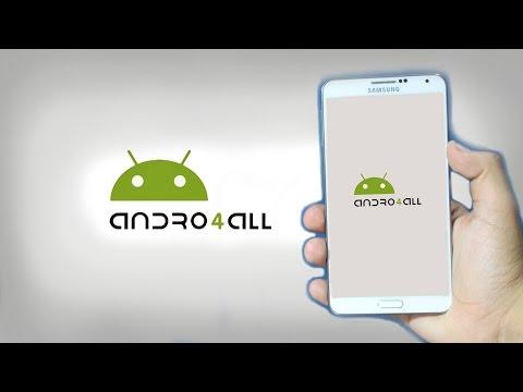 Andro4All Aplicación Oficial Review    Tu Android Personal