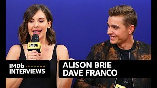 Alison Brie, Dave Franco and Cast Reveal Their First Interactions With