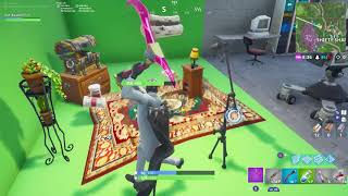 Fortnite #14 with other school friend I GOT A WOLF SKIN FLASH!!!!