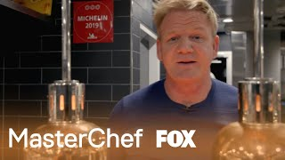 Gordon Ramsay's London Restaurant Tour | Season 10 | MASTERCHEF