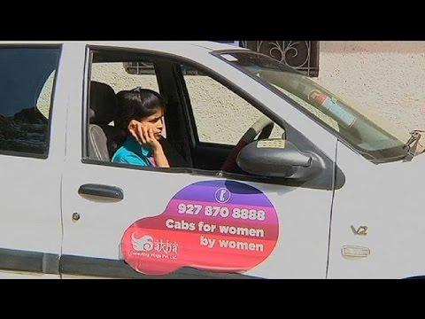 سيارات أجرة خاصة بالنساء ردًّا على اعتداءات متكررة في حقِّهن