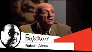 Provocações - Rubem Alves
