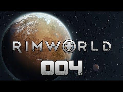 Let's Play - RIMWORLD - [004] - [DEU/GER]: Es WAR mal ein Elefant