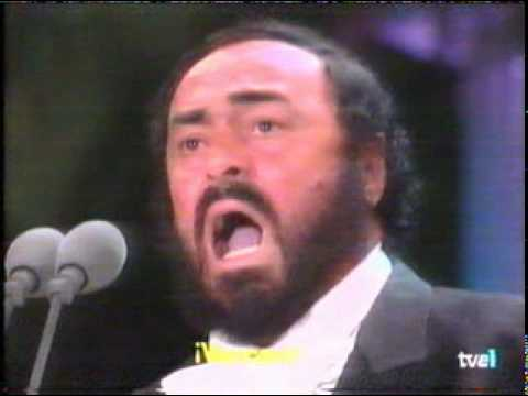 Pavarotti - Nessun Dorma is listed (or ranked) 10 on the list The Best Opera Songs