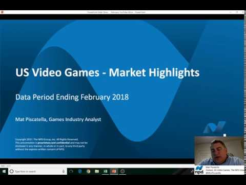 The NPD Group - Feb '18 U.S. Video Game Market Highlights
