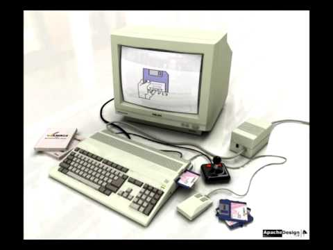 AMIGA COMMODORE - Compil 2009 (005)