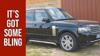 Range Rover L322 TDV8 - It's got some Bling