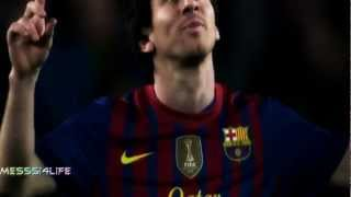 Lionel Messi - The Movie Trailer HD