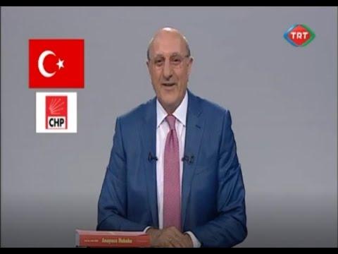 İlhan Kesici, Referandum Siyasi Parti Konuşması, TRT1 ve TRT Haber, 12.04.2017